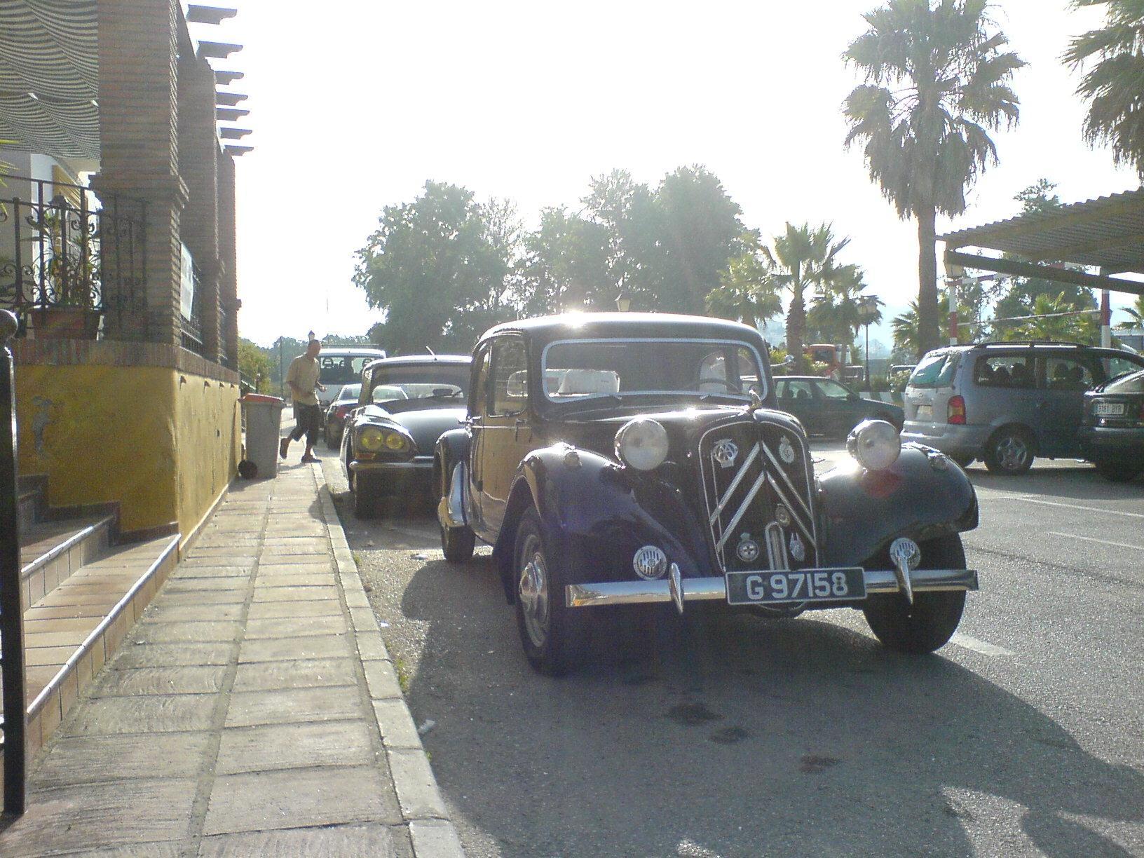 April   2006   Gibraltar Classic Vehicle Association