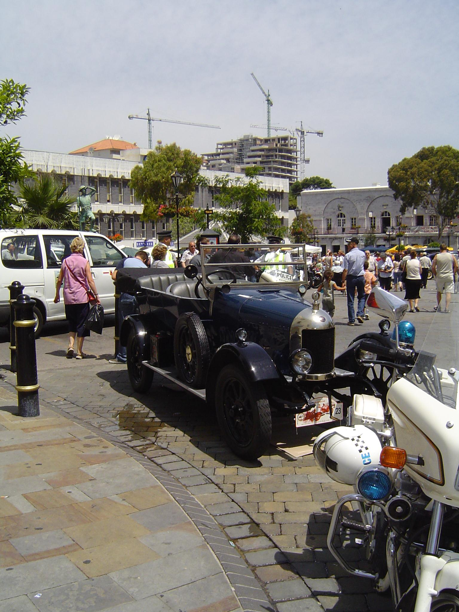 May | 2006 | Gibraltar Classic Vehicle Association