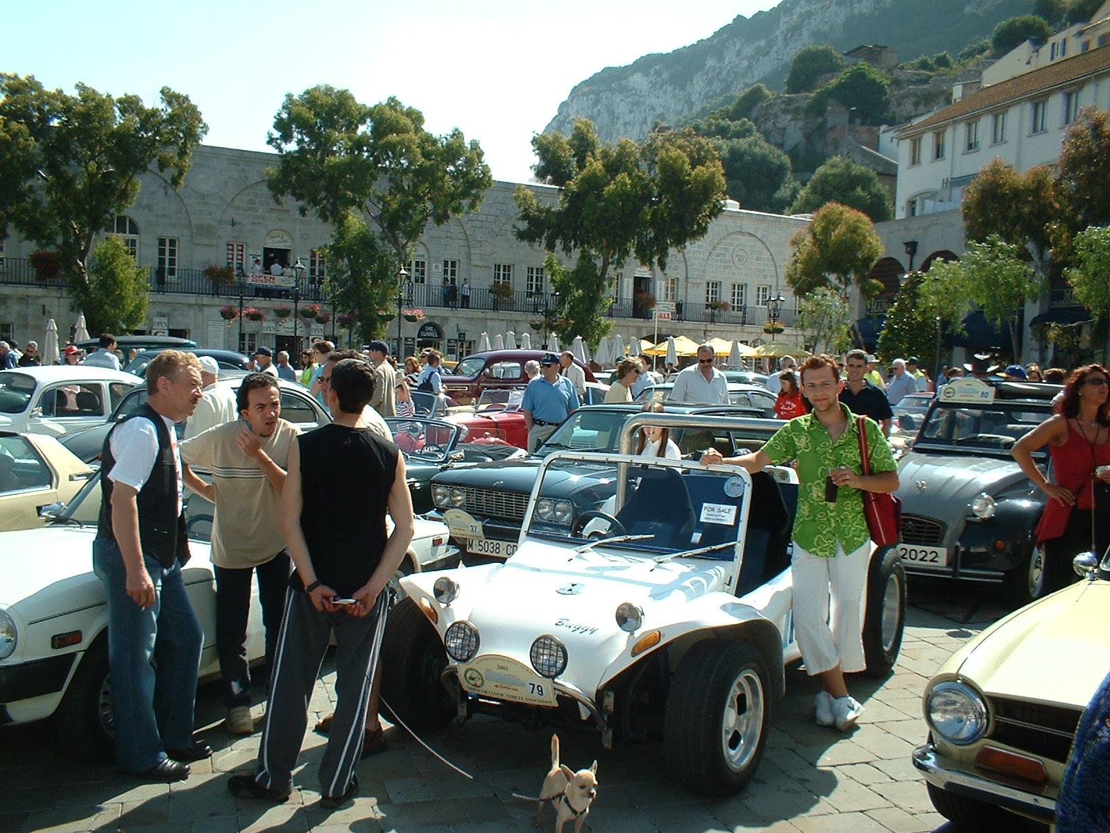 May | 2003 | Gibraltar Classic Vehicle Association