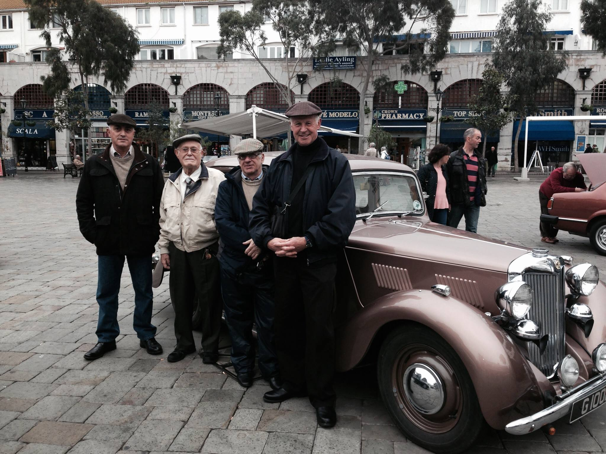 Gibraltar Classic Vehicle Association | Welcome to the Gibraltar ...