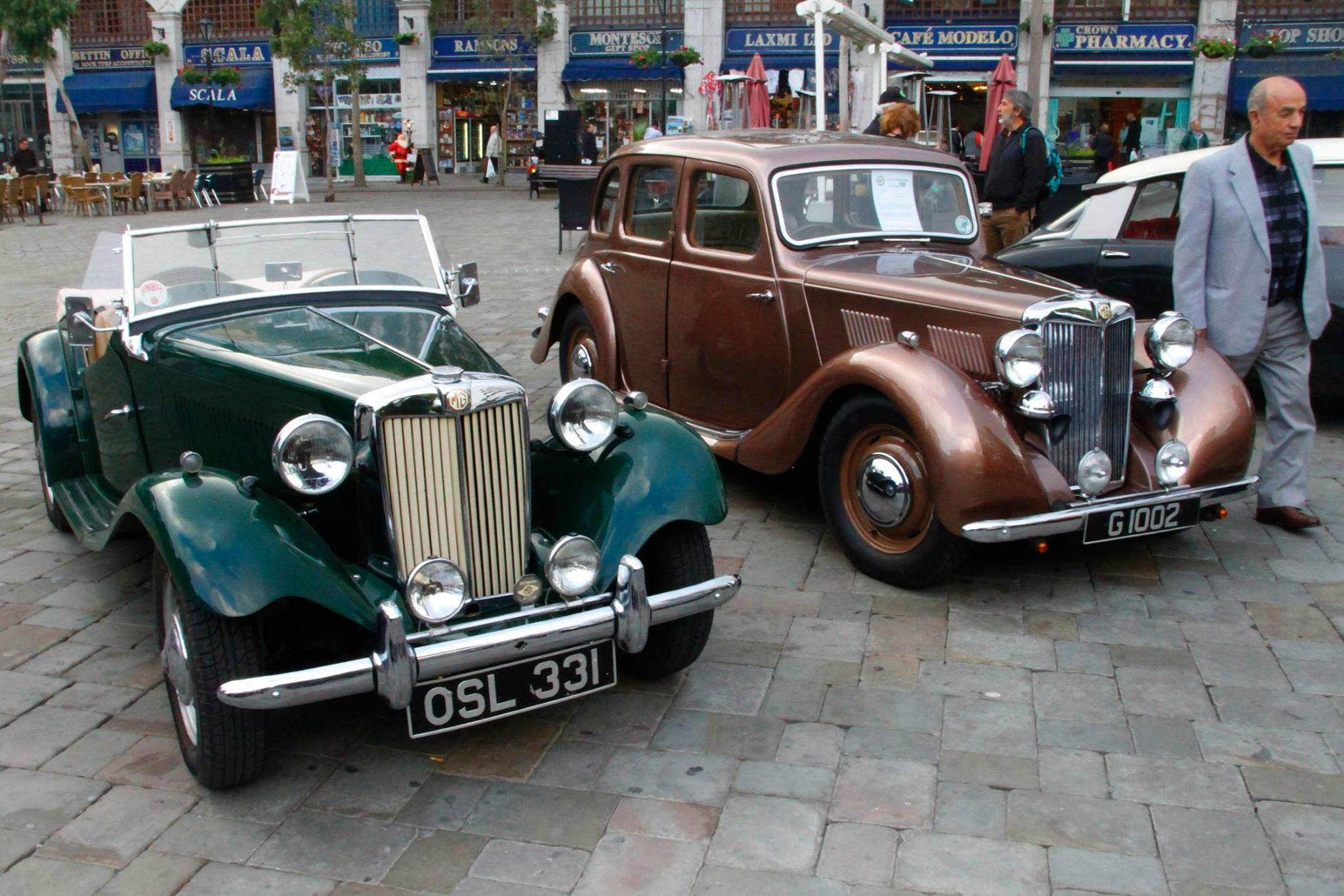 December | 2015 | Gibraltar Classic Vehicle Association