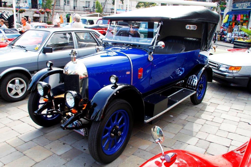 2016 Rally 4   Gibraltar Classic Vehicle Association