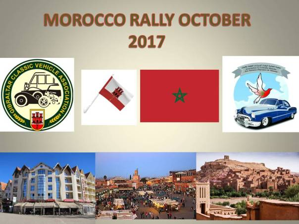 MOROCCO OCTOBER 2017